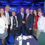 Dublin - delegacija SDS